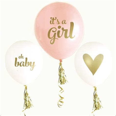 it s white and gold no it s blue and black thoughts from it s a girl celebrate with pink and gold balloons at your