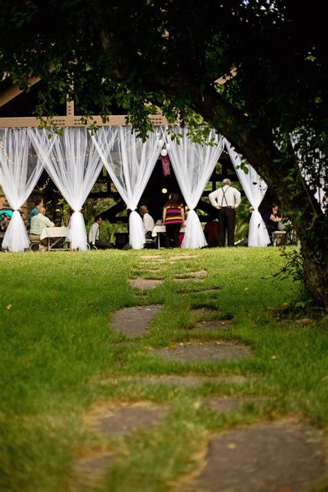 diy wedding decorations park pavilion doesn t to