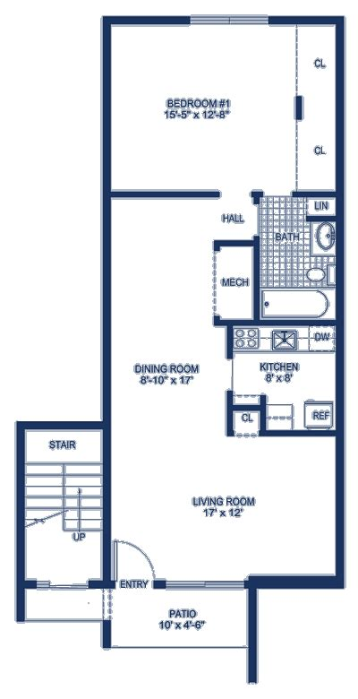 1 bedroom 1 bath 700 sq feet png png bild 1014 215 475 floor plan summit place apartments