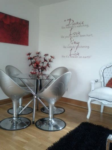 Funky Dining Table And 4 Swivel Chairs For Sale In Ashtown Funky Dining Tables And Chairs