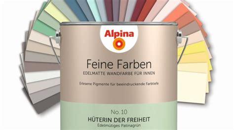 Wandfarben Auswahl by Sch 246 Ner Wohnen Trendfarbe Niagara Matt