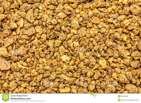 Livestock Feed Expanded Granulated Cattle Feed Stock Image Image 28145859