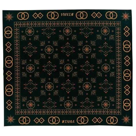 Oriental Drum Rug by Tama Oriental Design Drum Rug 171 Drum Accessory