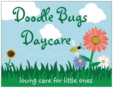 doodlebug preschool doodle bugs daycare in angus infant toddler preschool