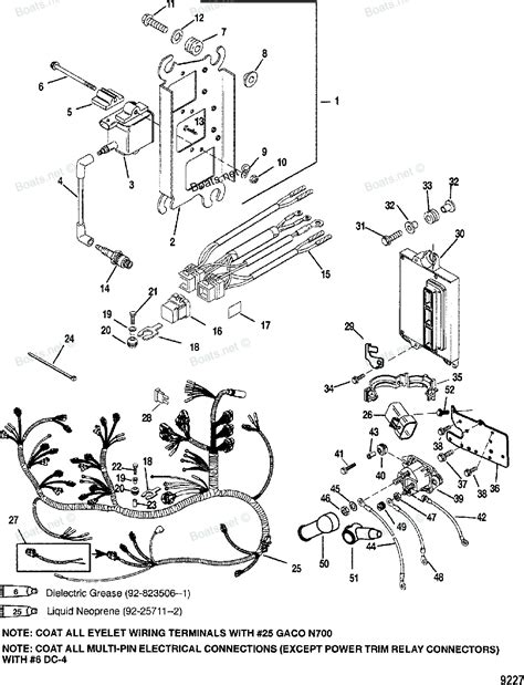 mercury optimax parts diagram i an optimax 115 the tilt motor will not work and