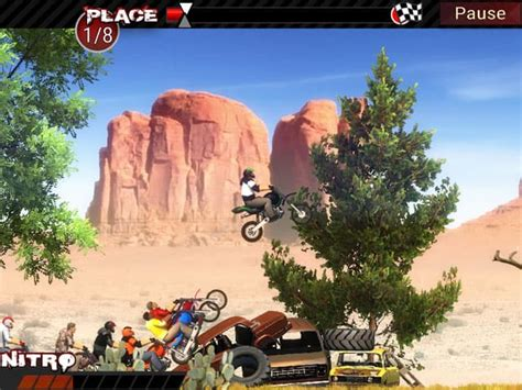 motocross bike games free download screenshot dirt bikes super racing