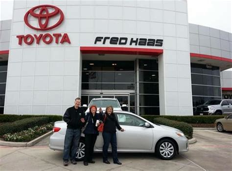 Fred Haas Toyota Service Fred Haas Toyota Country Automobile Dealers