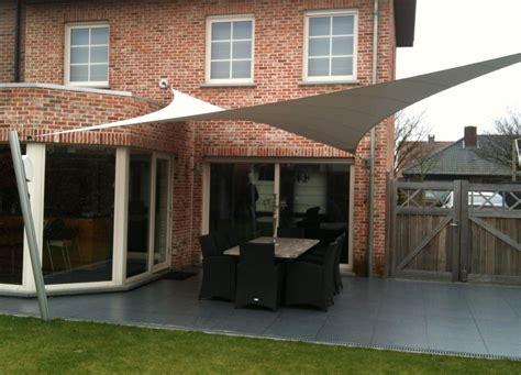 zeil terrasoverkapping 3d ontwerpen voor elk project met schaduwsimulatie