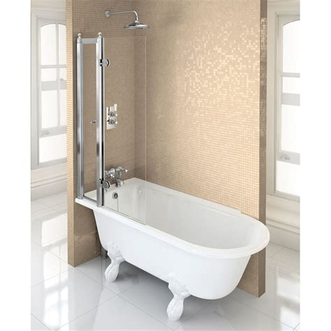 showers in baths freestanding baths bathroom city
