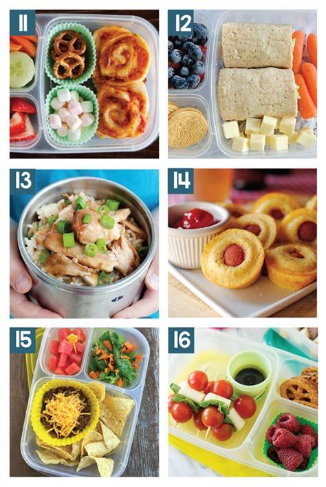 10 Great Kid S 101 school lunch ideas
