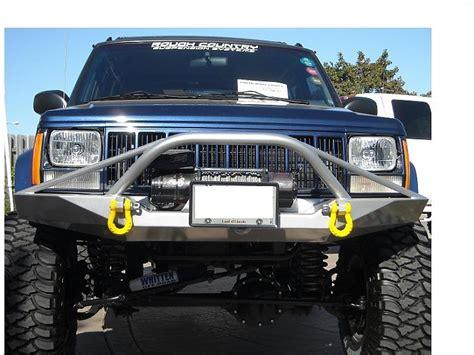 jeep cherokee stinger bumper pre runner front bumpers stinger pinterest cherokee