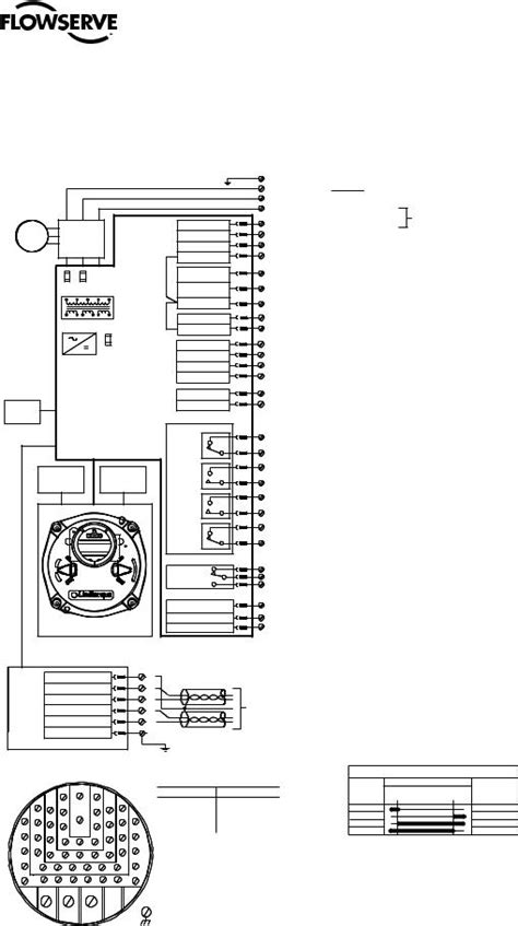 wiring diagram limitorque mx 10 wiring diagram with