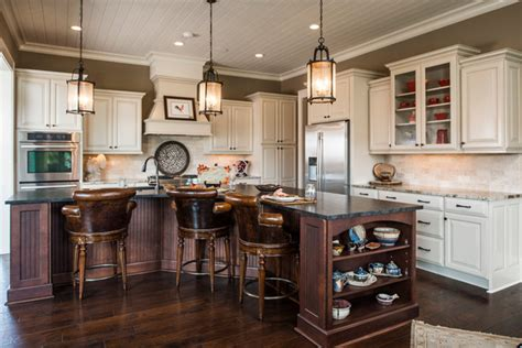 Southern Kitchen Design 2013 Southern Living Custom Builder Showcase Home Traditional Kitchen Other Metro By