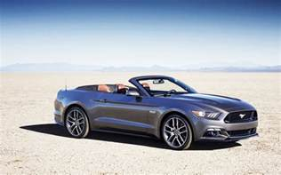 Ford 2015 Cars 2015 Ford Mustang Convertible Wallpaper Hd Car Wallpapers