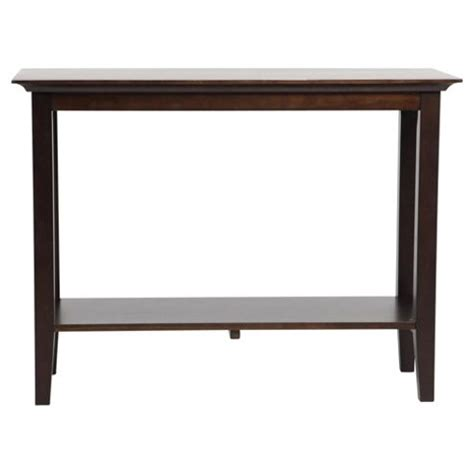 Tesco Console Table Buy Noir 2 Shelf Console Table From Our Console Tables Range Tesco