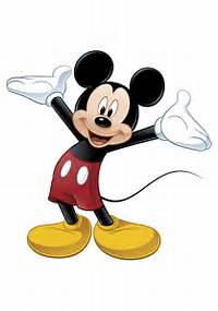 40 Mickey Mouse Giant Wall Decal 2