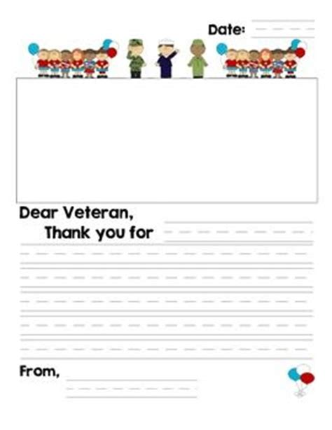 Free Veteran S Day Thank You Letter Holidays Pinterest Veterans Day Veterans Day Thank Veterans Day Thank You Letter Template