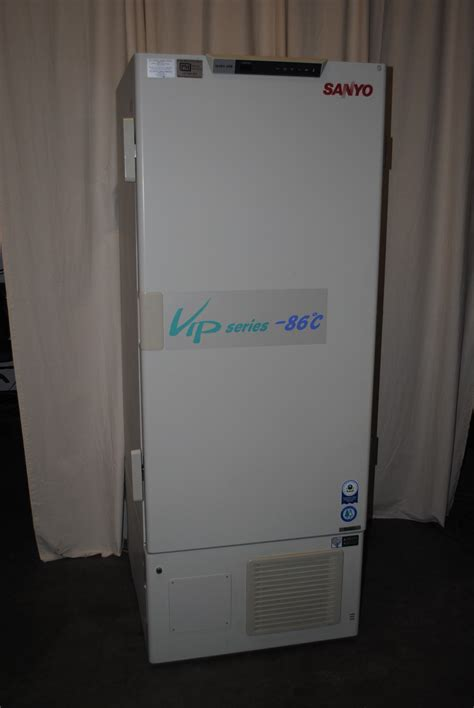 Freezer Sanyo sanyo mdf u50vc 86 ultra low freezer precision mechanical