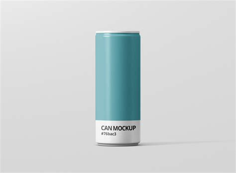 energy drink for your energy drink can mock up premium and free mockups for