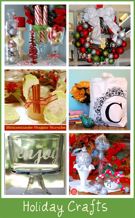 Handmade Craft Gift Ideas - delicious edible gift food present and craft ideas