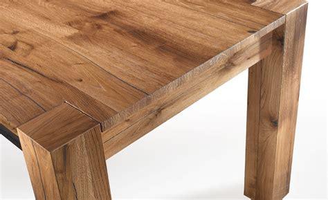 tavoli in rovere tavolo in rovere antico spaccato tavoli a prezzi scontati