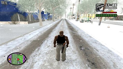 gta san andreas snow mod game free download gta san andreas mini snow pack mod gtainside com