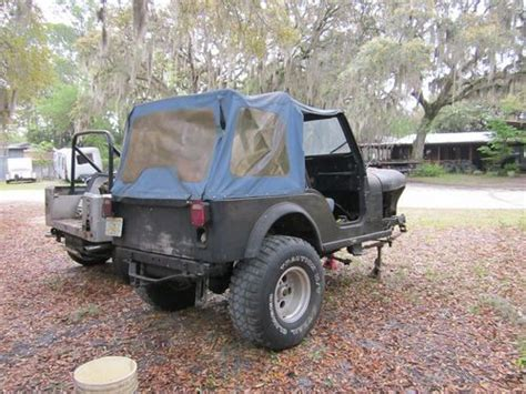 Jeep Dealer St Augustine Find Used Jeep Cj7 Cj5 In Augustine Florida United