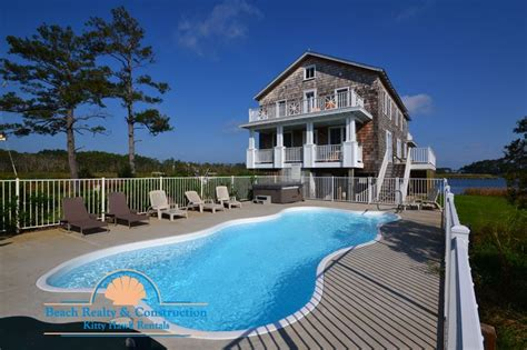 southern comfort pools southern comfort beach realty obx golf guide