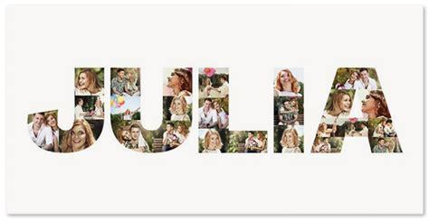 Letter Photo Collage Maker