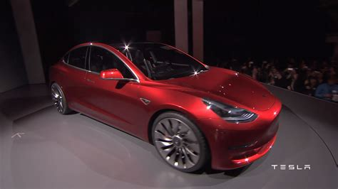 tesla model 3 safety tesla model 3 revealed after a wait drivers magazine