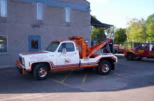 Chevrolet Wrecker Photo Wrecker 79 Chevy Wreckers Tow Trucks