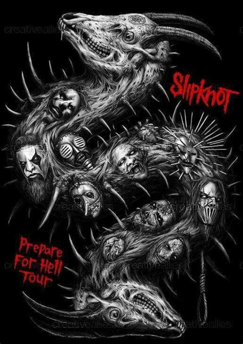 553 best images about slipknot on pinterest