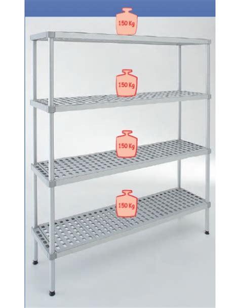scaffali in alluminio scaffale in alluminio per cella frigorifera o magazzino cm