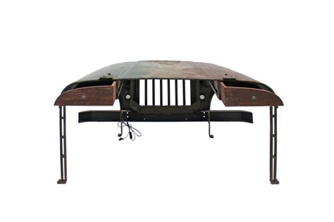 Jeep Desk Canett Jeep Desk The Coolector