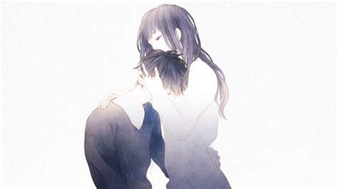 pics for gt sad love couple anime