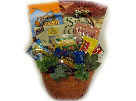 vegan gift basket healthy gift ideas for christmas