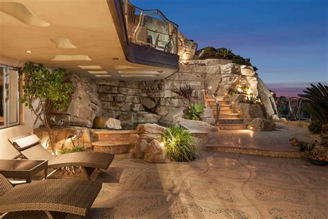 who designed house on the rock whimsical rock house in laguna beach idesignarch interior design architecture interior