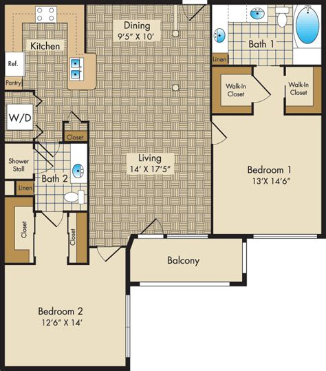 liberty place floor plans plan f1 the liberty place apartments