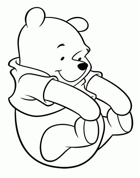 Happy Valentines Day Coloring Page Winnie The Pooh | Kotaksurat.co