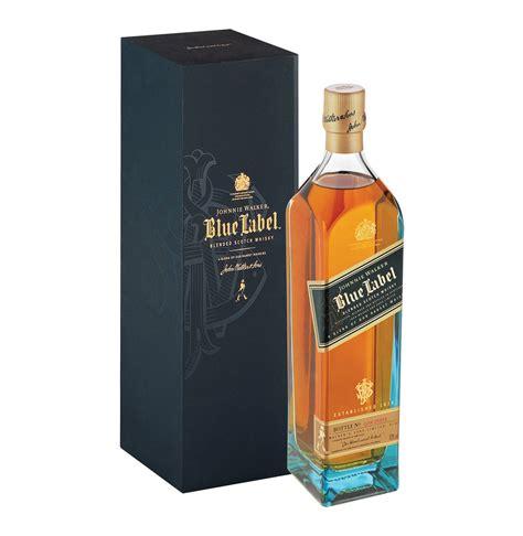 best johnnie walker whiskey johnnie walker blue label scotch whisky 1 x 750ml
