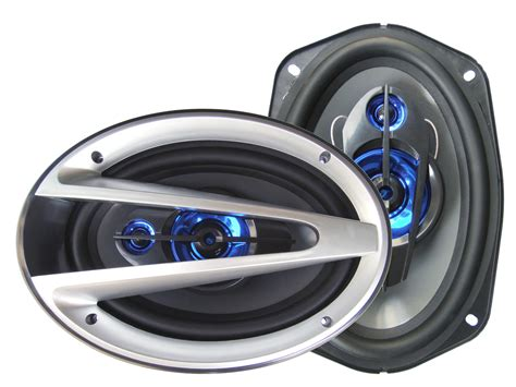 How To Use Car Speakers Car Audio Speakers Supersonic Inc Sc 6901 Coaxial 3