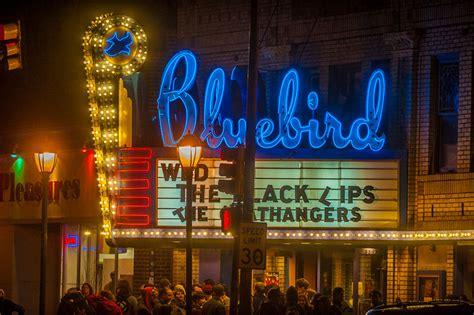 Bluebird Theater Calendar Bluebird Theater The Venues