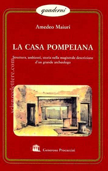 casa editrice le lettere la casa pompeiana scienze e lettere casa editrice rome