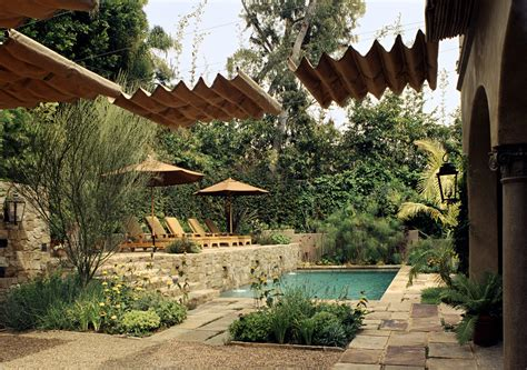 mediterranean pools fabric patio covers pool mediterranean with none