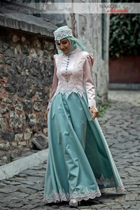 New Fashion Doll 9406 Semprem 6 Warna blue wedding dress for muslimah wedding