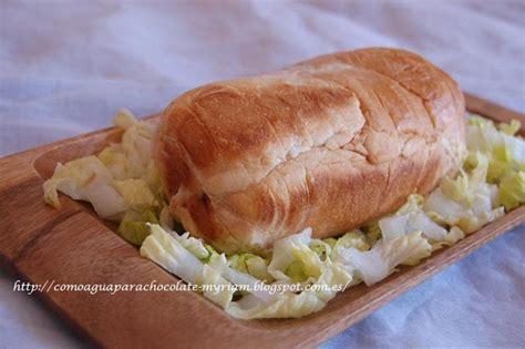 brazos de gitano salados recetas de brazos de gitano pero salados comidas