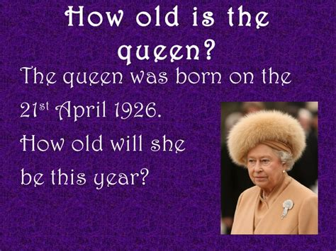 000824409x i was born for this how old is the queen the