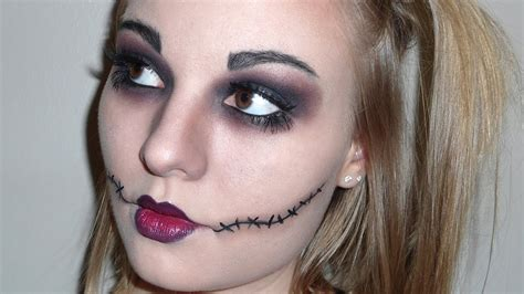 Epc Pele deboramaksimiuk maquiagem de quot boneca macabra