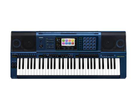 Casio Keyboard Arranger At 3 casio mzx500 61 key arranger workstation