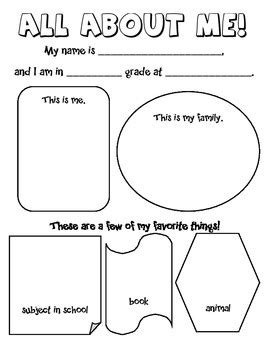 self surveys by schools classic reprint books all about me survey for elementary students by meganb113 tpt